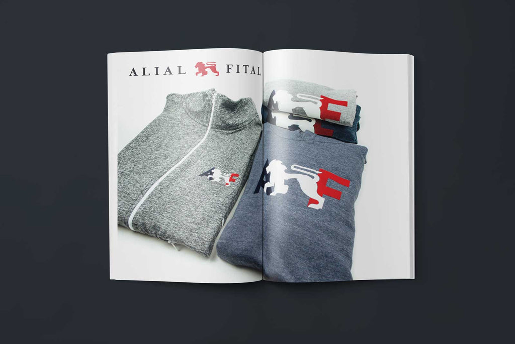 Alial Fital mens golf shirts and polo shirts made in the USA - PGA Tour approved