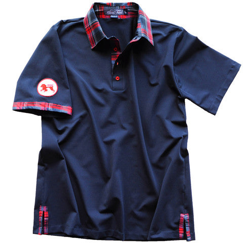 Alial Fital Mens polo shirt made in the USA