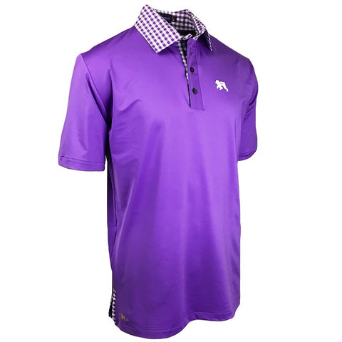 Regal Eagle Polo - Alial Fital American made polos for men - 4