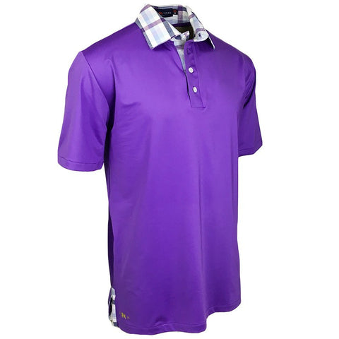 Peoples Comet Polo - Alial Fital American made polos for men - 1