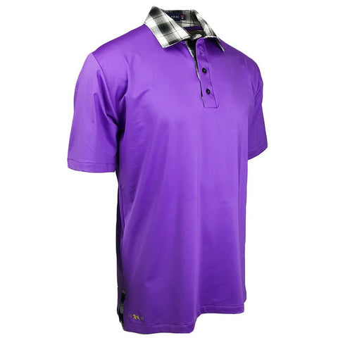 Stellar Accolade Polo - Alial Fital American made polos for men - 1