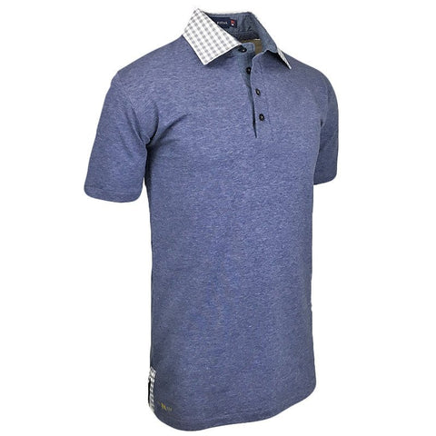 Fairway Focus Polo - Alial Fital American made polos for men - 1