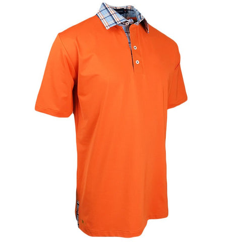 Majesty Pulse Polo - Alial Fital American made polos for men - 1