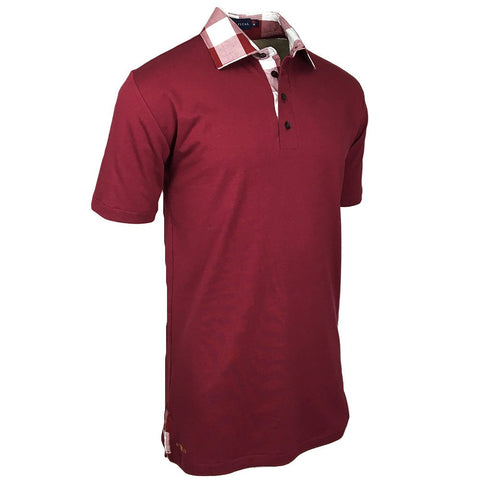 Candid Dance Polo - Alial Fital American made polos for men - 1