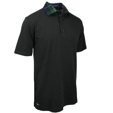 Single Malt Polo - Alial Fital American made polos for men - 1