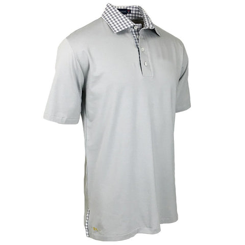 Infinity Game Polo - Alial Fital American made polos for men - 1