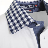 Ambassador #1 Polo - Alial Fital American made polos for men - 2