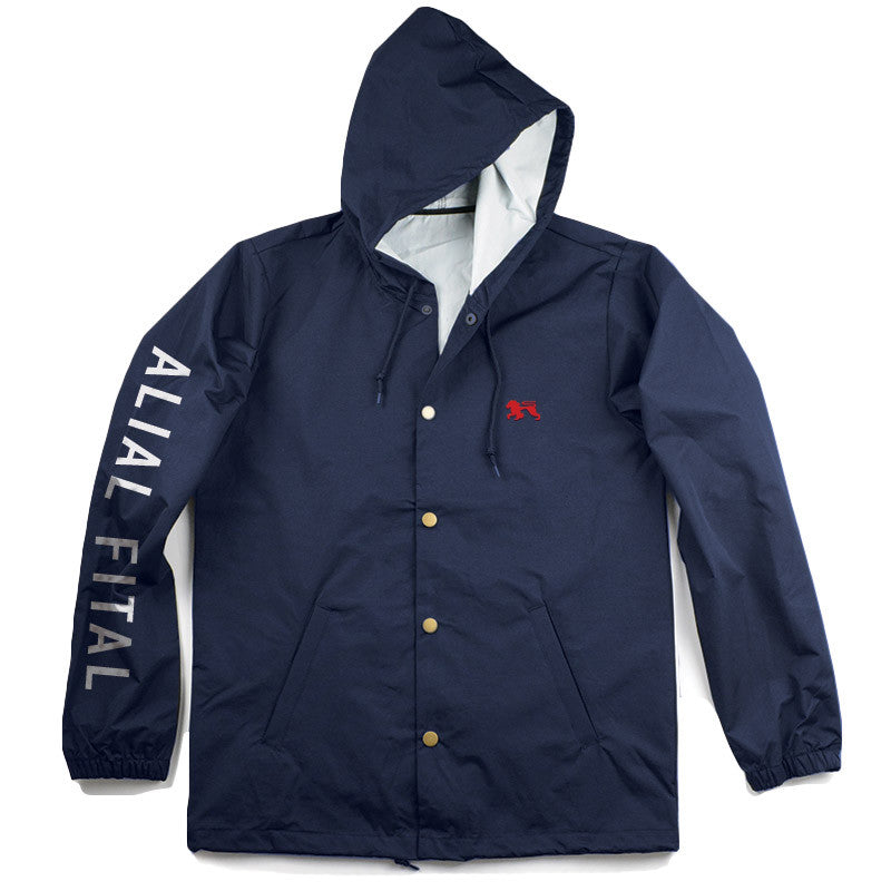 Spacewalk Windbreaker - Alial Fital American made polos for men - 1