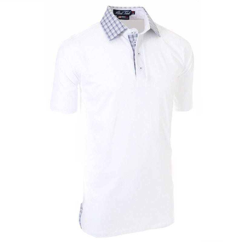 2015 U.S. Open Bayside Polo - Alial Fital American made polos for men - 1