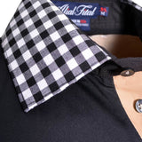 Blacksmith Polo - Alial Fital American made polos for men - 2