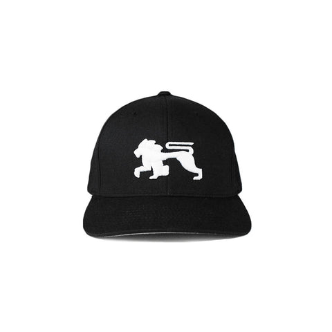 Black.White Lions Ballcap