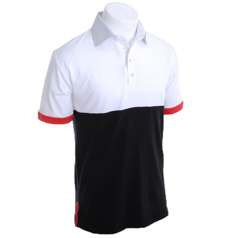 Centurion Polo - Alial Fital American made polos for men - 1