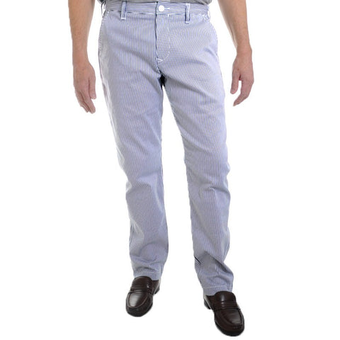 Claymore Stripe Pant - Alial Fital American made polos for men - 1