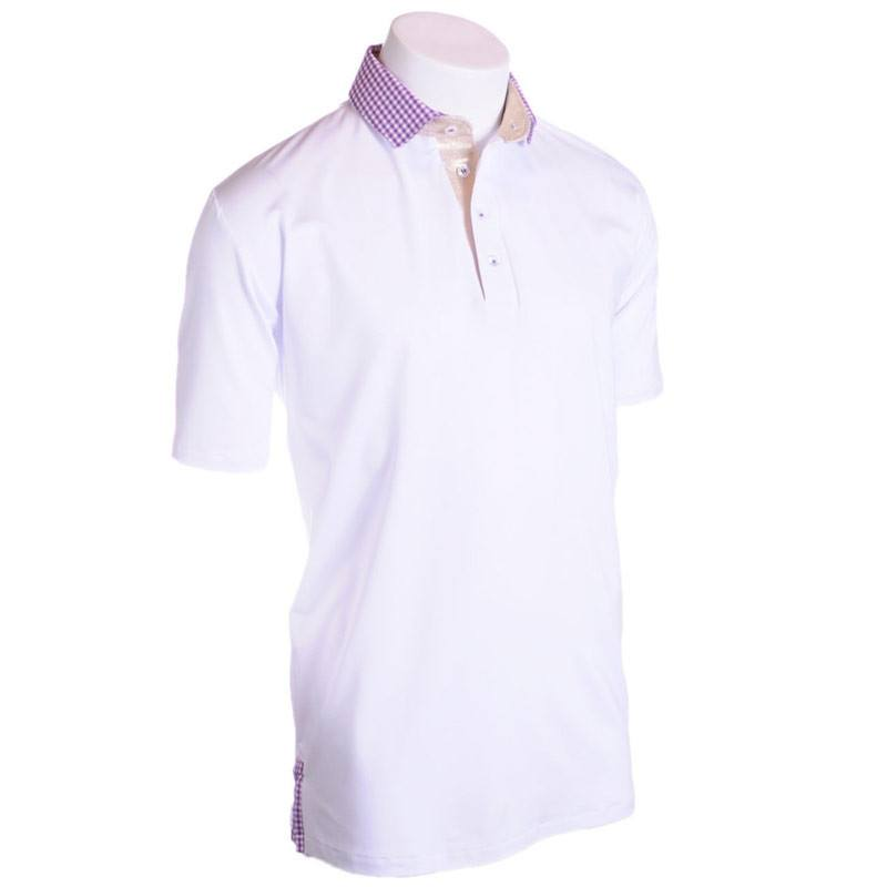 Da Dawgs Golf Polo - Alial Fital American made polos for men - 1