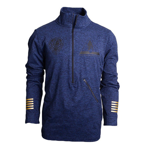 Explorer Zip Up - Alial Fital American made polos for men - 1