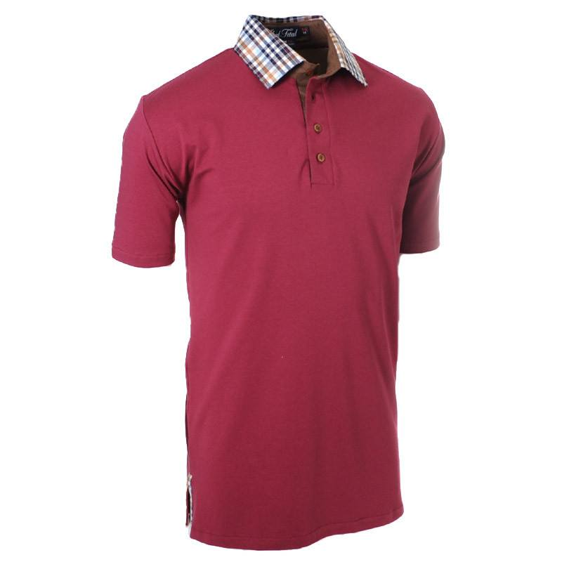 2015 St. Andrews Friday Polo - Alial Fital American made polos for men - 1