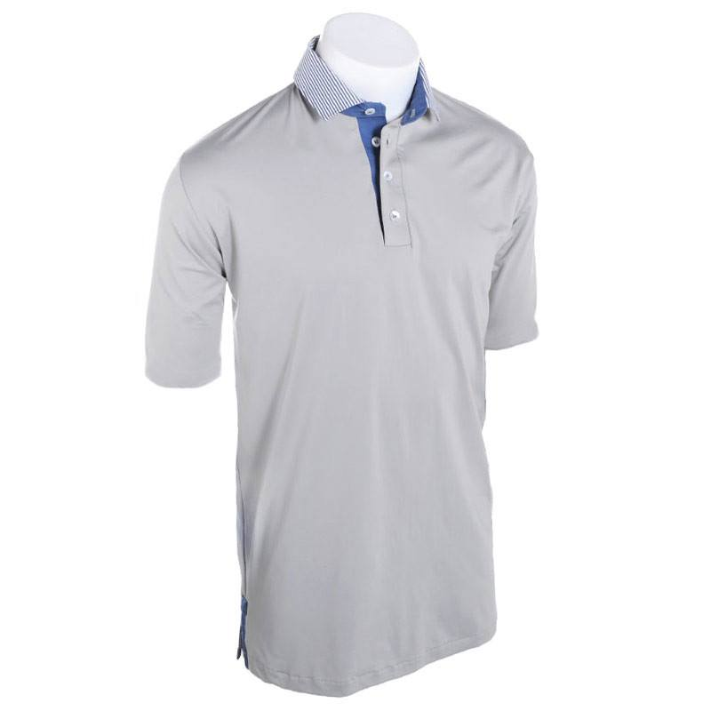 Pacific Fleet Golf Polo - Alial Fital American made polos for men - 1