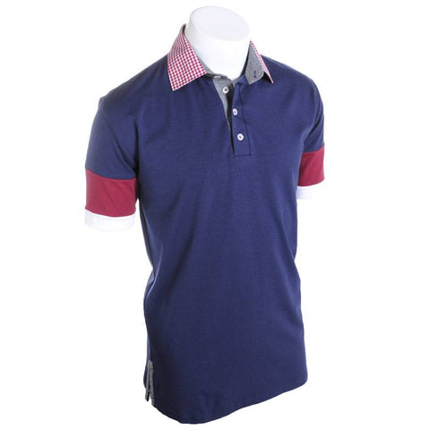 Game Time Polo - Alial Fital American made polos for men - 1