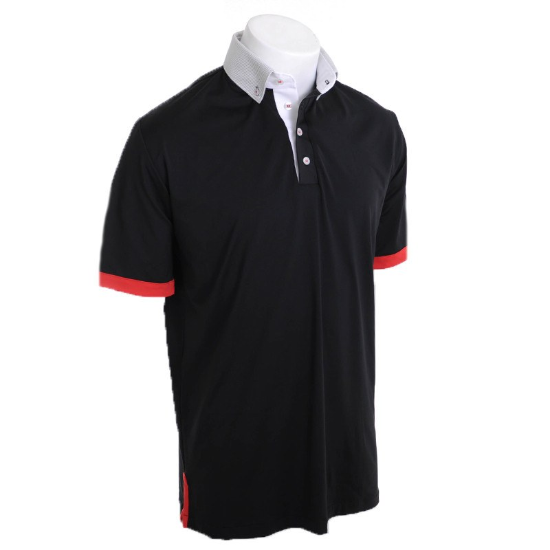 Gladiator Golf Polo - Alial Fital American made polos for men - 1