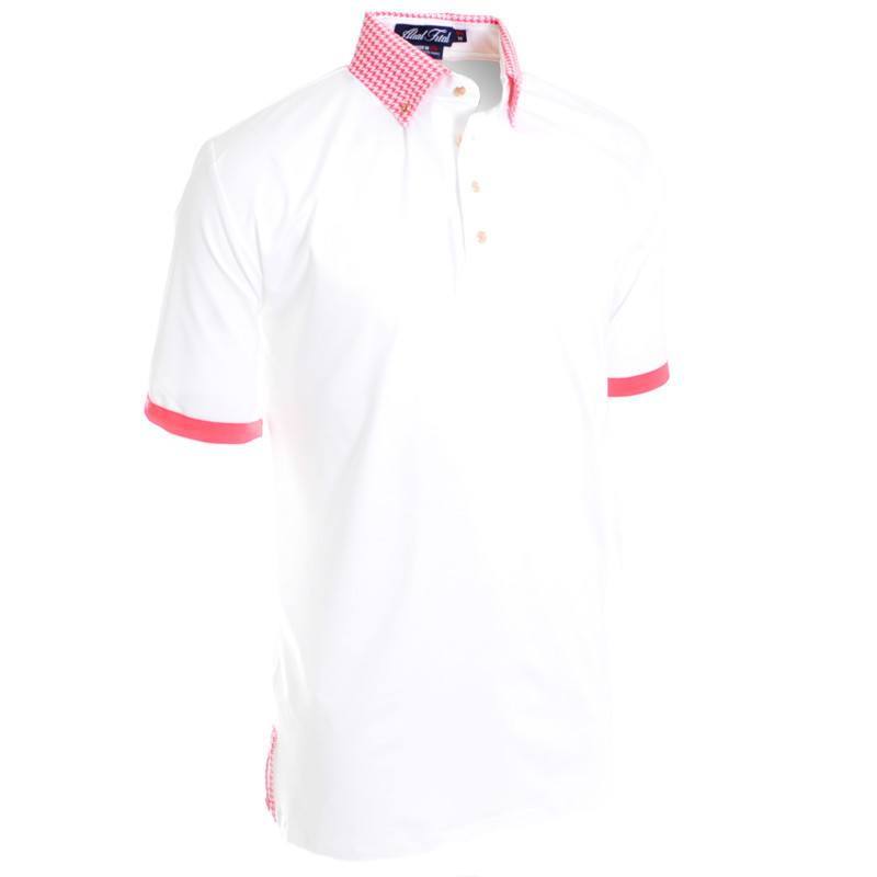 Harold Bloom Polo - Alial Fital American made polos for men - 1