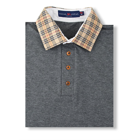 Maize Grey Polo