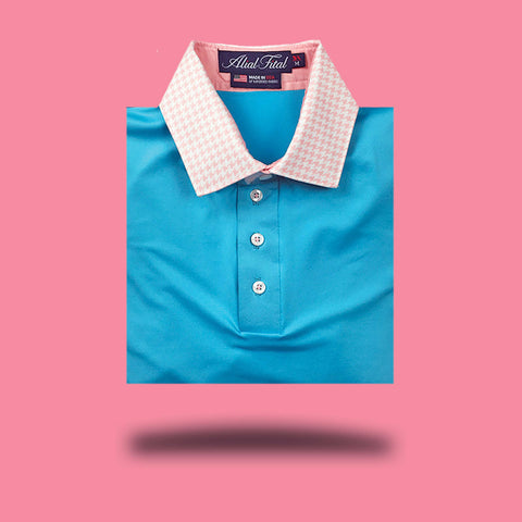 Majestic Pass Polo - Alial Fital American made polos for men - 2