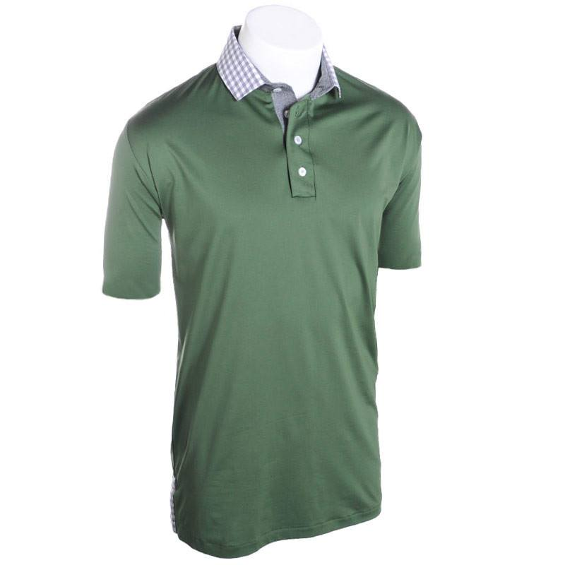 Tata Golf Polo - Alial Fital American made polos for men - 1