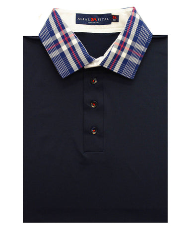 Navy Heritage Mission Polo