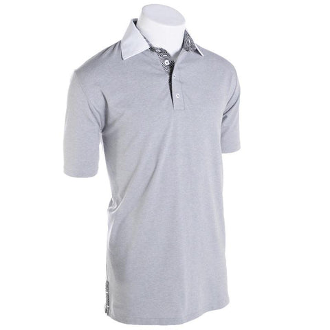 Mr. Maze Polo - Alial Fital American made polos for men - 1