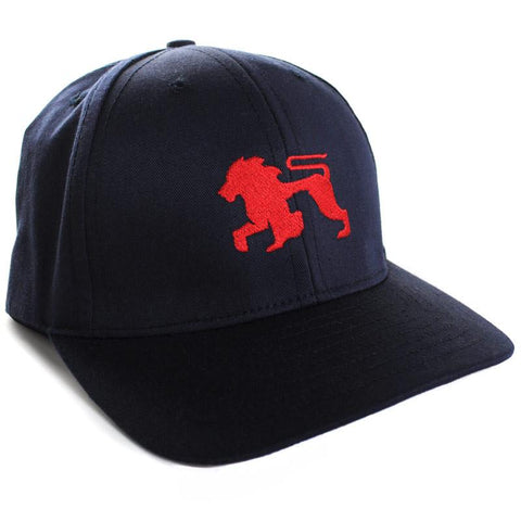 Lions Glare Ballcap - Alial Fital American made polos for men - 1