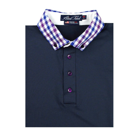 Sound Color Navy B.D. Polo
