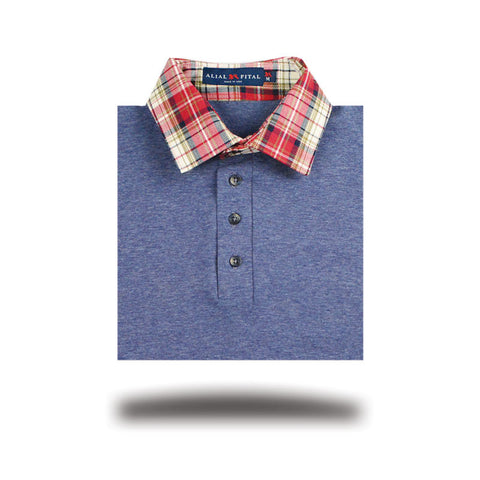 A New Dawn Polo - Alial Fital American made polos for men - 2