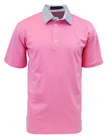 Persian Pink Dual Code Polo