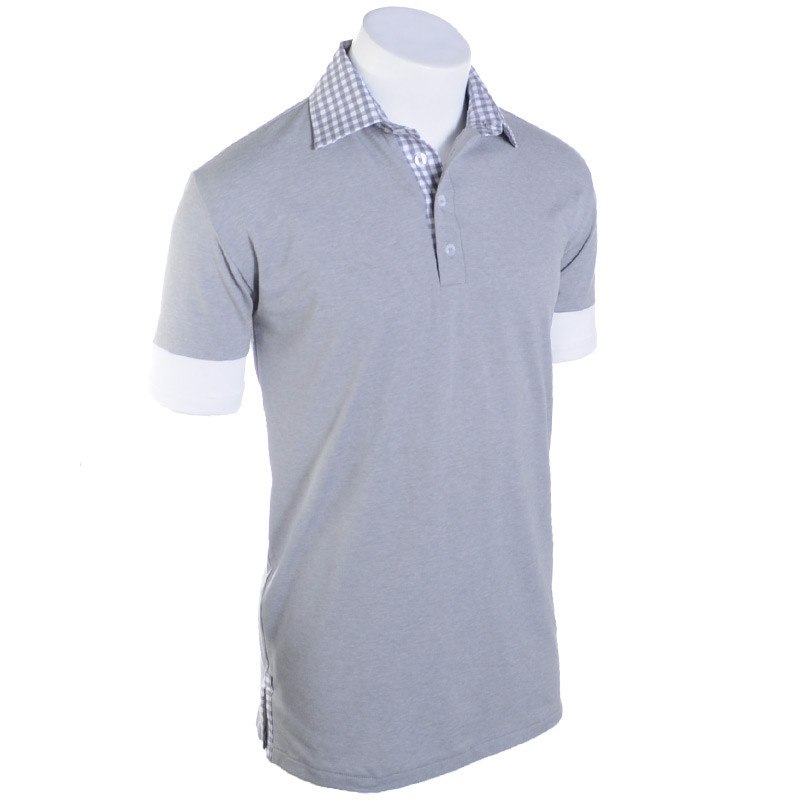 Race is Won Polo - Alial Fital American made polos for men - 1