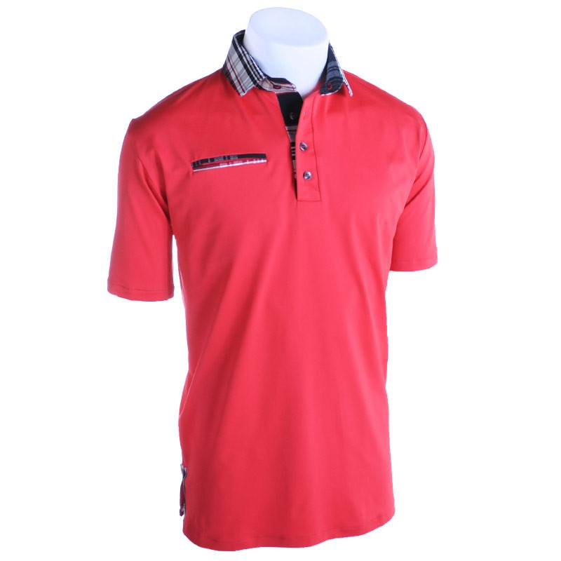USS Maryland Golf Polo - Alial Fital American made polos for men - 1