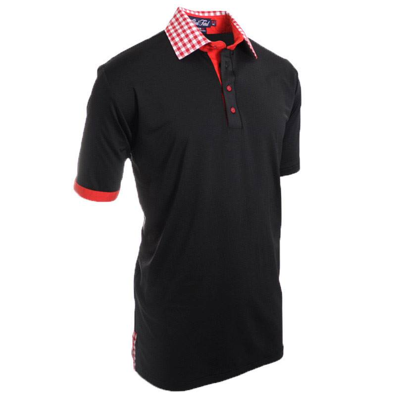 Renner #1 Polo - Alial Fital American made polos for men - 1