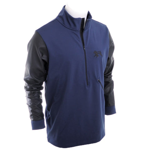 Skeleton Coast Zip Up - Alial Fital American made polos for men - 1
