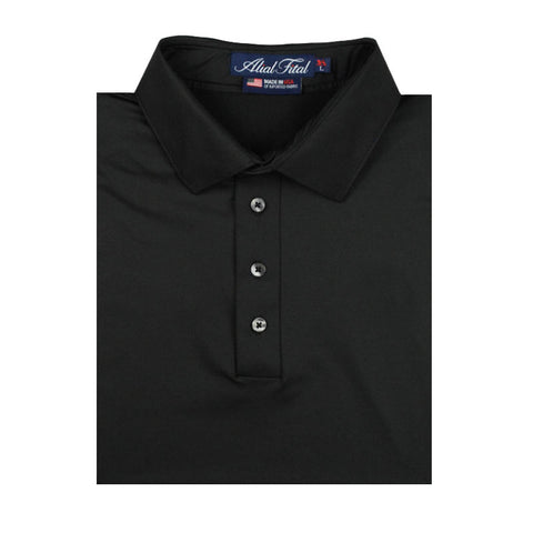 Ace Black Polo