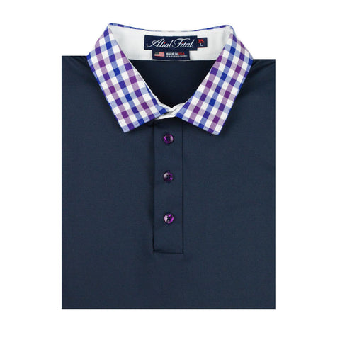 Sound Color Navy Polo