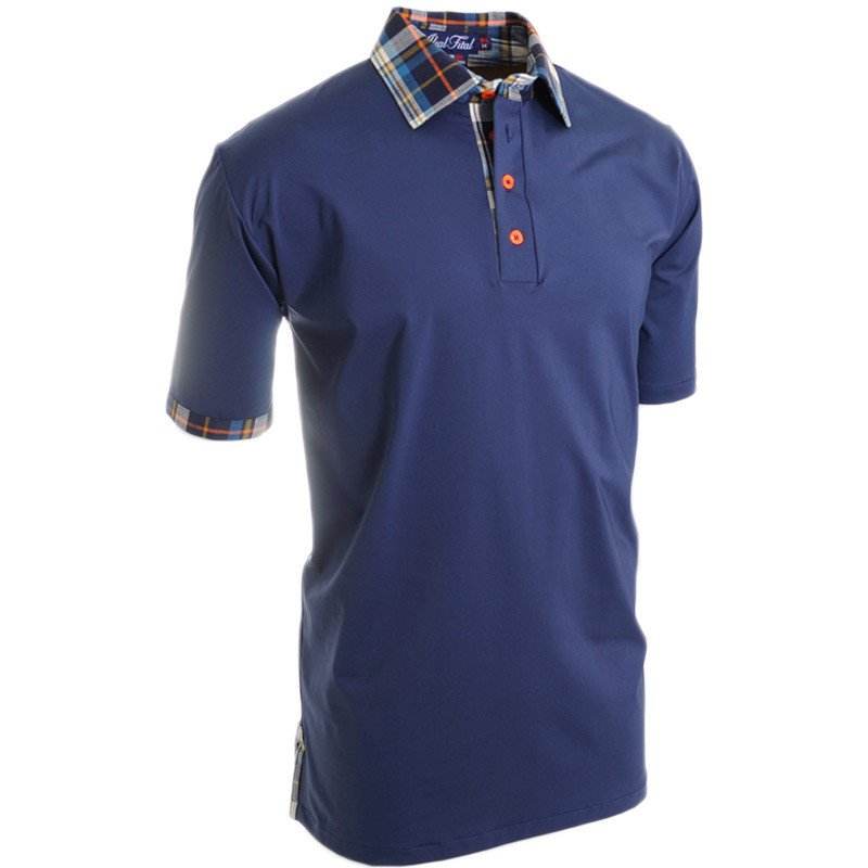 Standard Station Polo - Alial Fital American made polos for men - 1