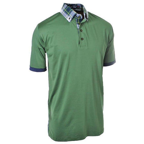 2015 St. Andrews Saturday Polo - Alial Fital American made polos for men - 1