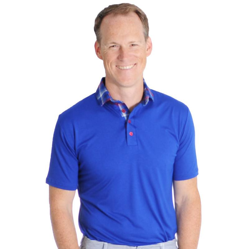 2015 St. Andrews Thursday Polo - Alial Fital American made polos for men - 1