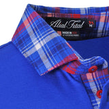 2015 St. Andrews Thursday Polo - Alial Fital American made polos for men - 3