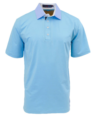 Swiss Blue Venture Polo