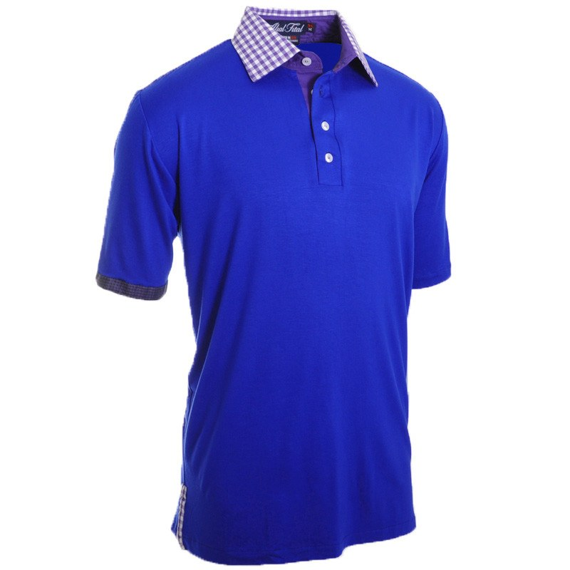 Walk in the Park Polo - Alial Fital American made polos for men - 1