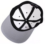 Bright Star Ballcap - Alial Fital American made polos for men - 4