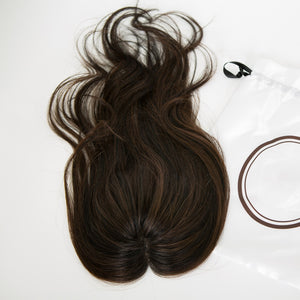 SUMMER NEW HAIR TOPPER NATURAL HAIR 45% OFF TODAY !!