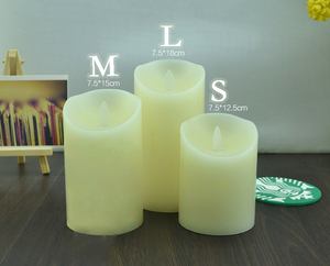 Glow Wick LED Candle