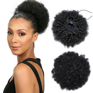 New Arrival—Drawstring Ponytail Timeless Afro