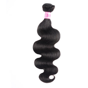 Virgin Hair Body Wave 1 Bundle Deal